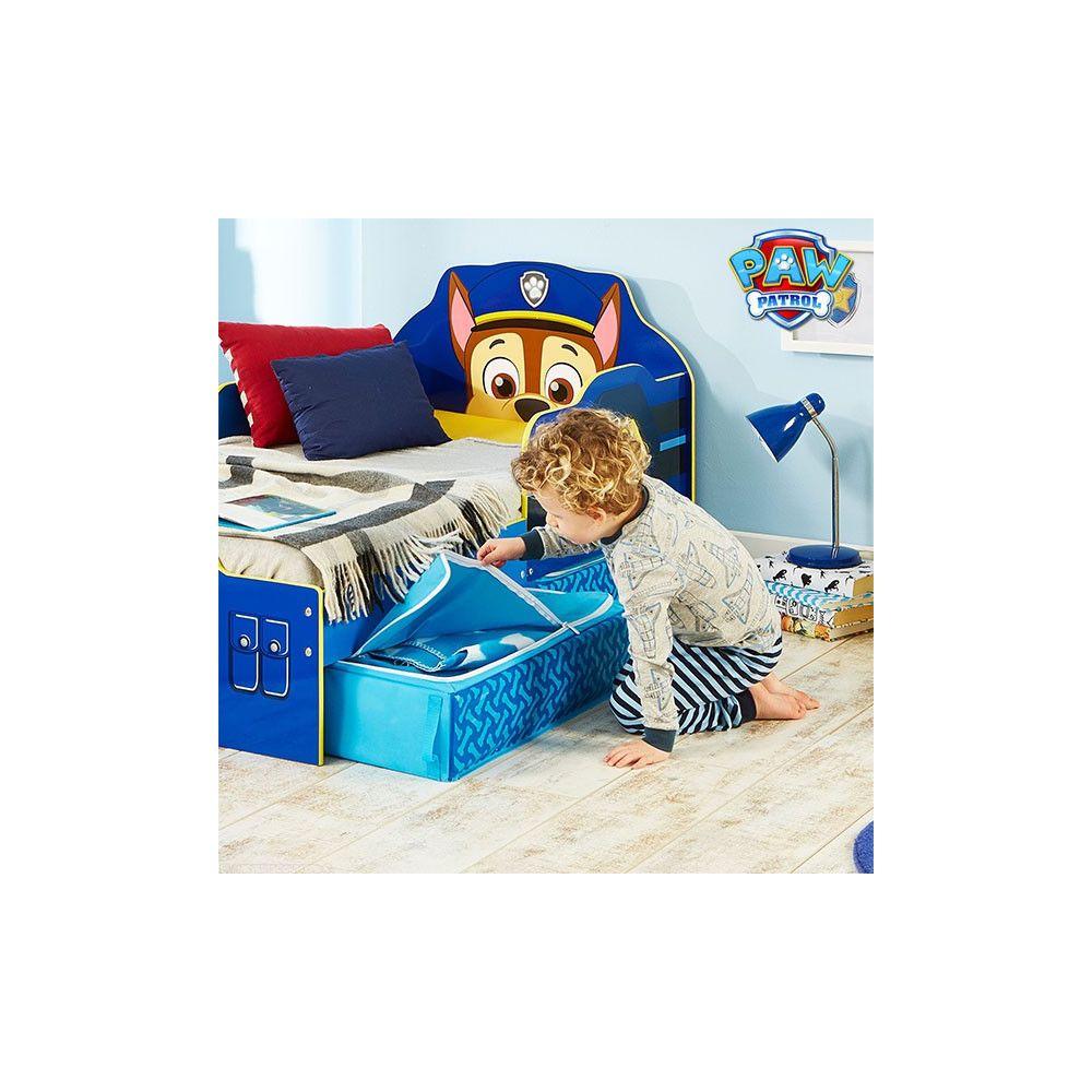 Lit enfant achat lit pat patrouille chase pas cher - Lit pat patrouille conforama ...