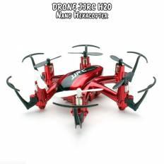 Drone JJRC H20 nano hexacopter Headless Rouge