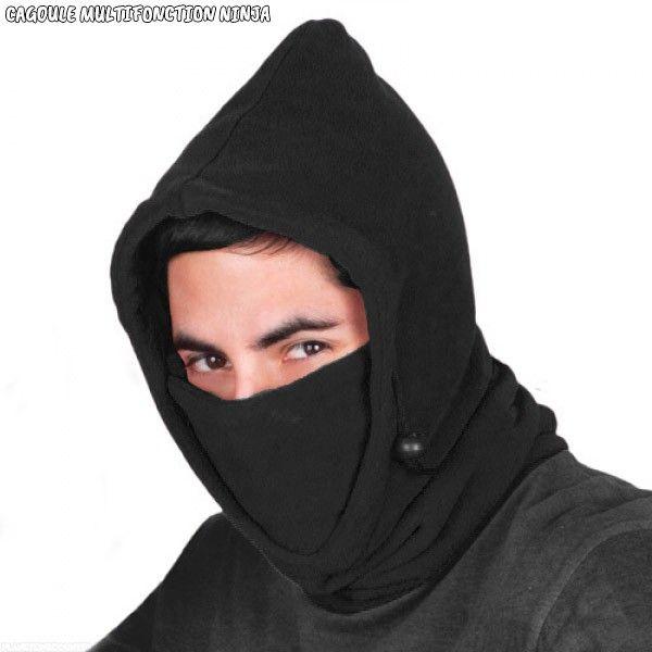 Cagoule multifonction Ninja