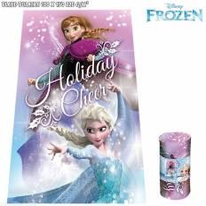 Plaid polaire la Reine des Neiges 100 x 150 cm - Disney