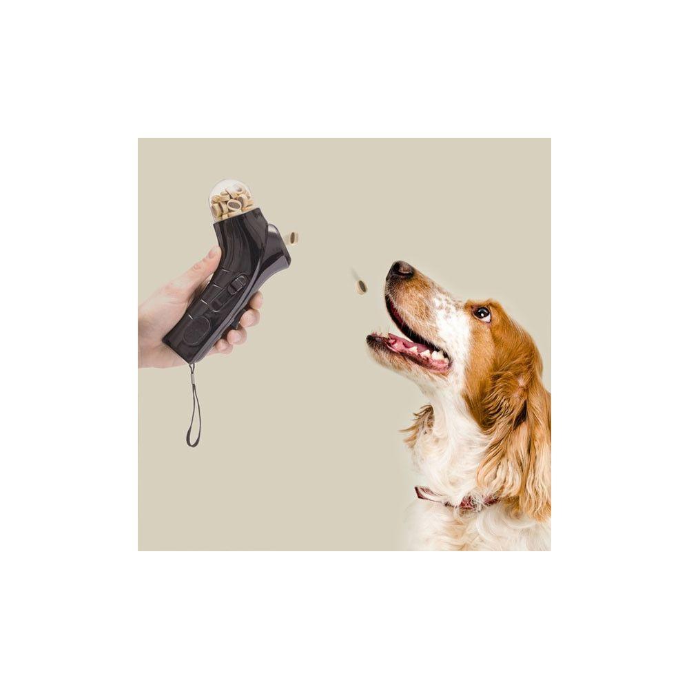 achat lanceur de croquettes friandises pour chiens pas cher. Black Bedroom Furniture Sets. Home Design Ideas
