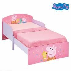 Lit enfant Peppa Pig en bois Cosy