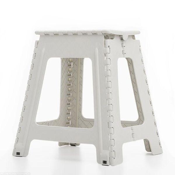 tabouret pliant grand tabouret pliable marche pied pas cher. Black Bedroom Furniture Sets. Home Design Ideas