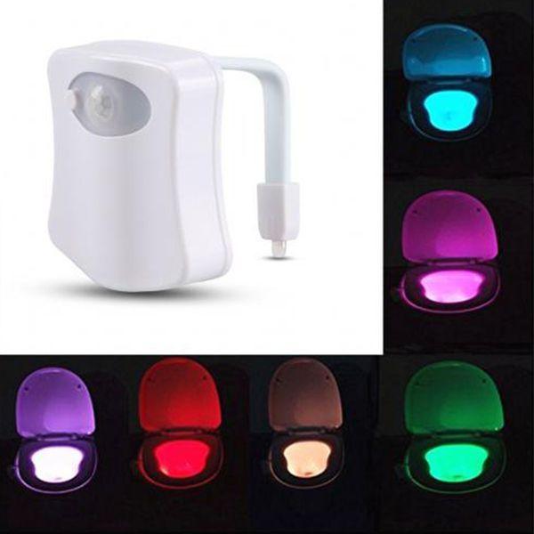 LED WC détecteur de mouvement
