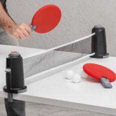 Set complet de ping pong portable
