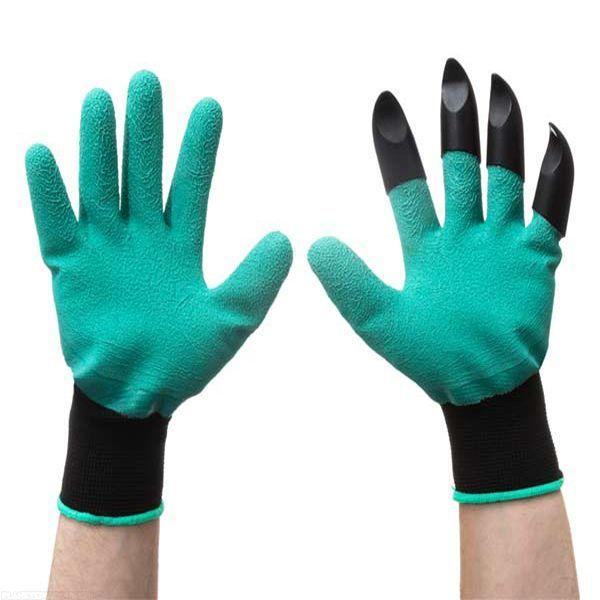 gants jardinage achat paire de gants avec griffes pas cher. Black Bedroom Furniture Sets. Home Design Ideas