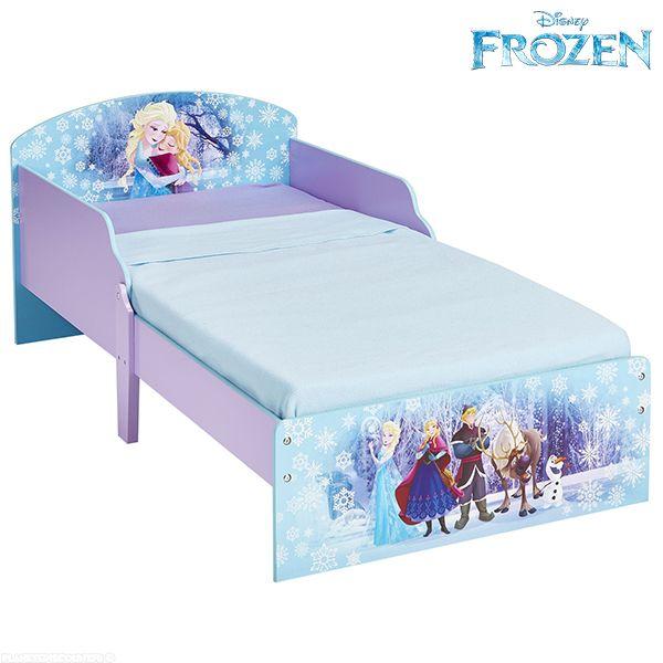 Lit enfant La Reine des Neiges en bois Cosy Disney