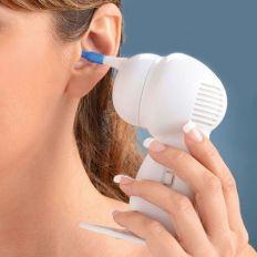 Nettoyeur aspirateur pour oreille