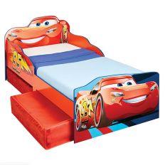 Lit enfant Cars avec rangements 140x70 Design Disney