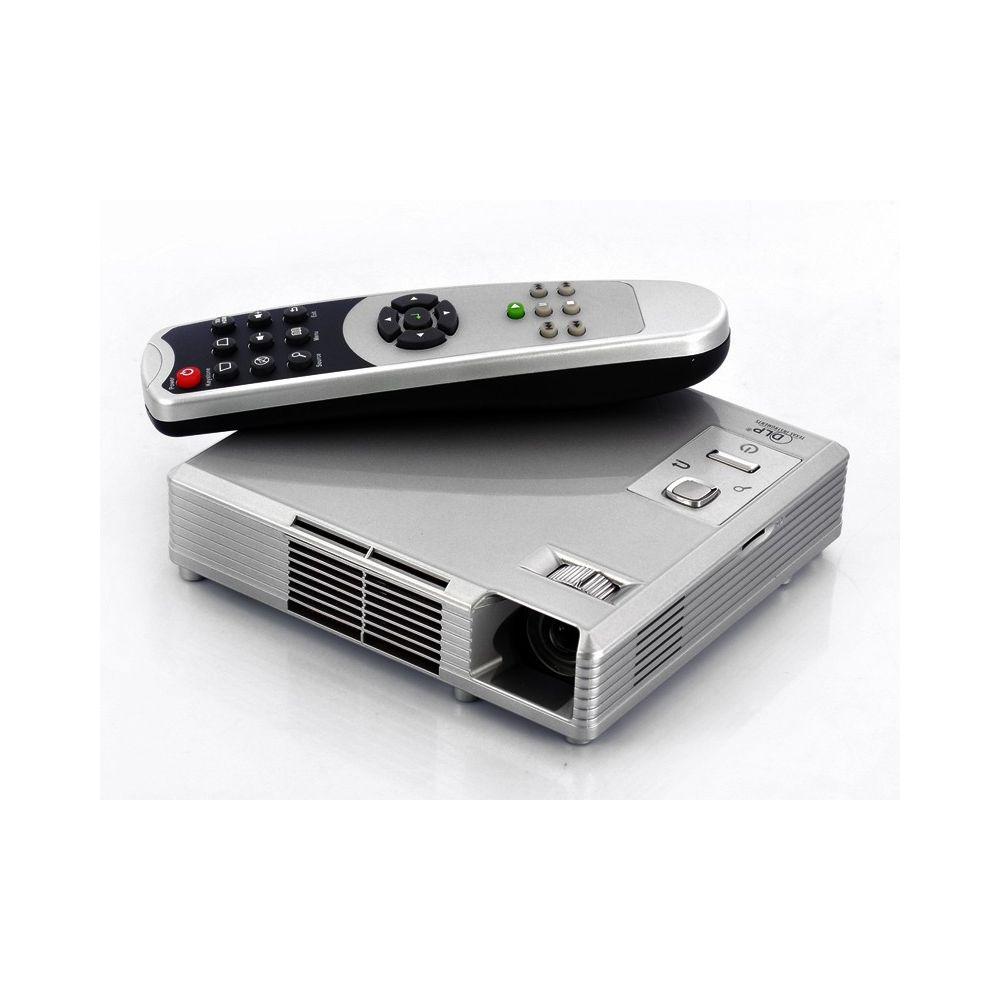 video projecteur 3d hd dlp portable 1280x800 1000 1. Black Bedroom Furniture Sets. Home Design Ideas