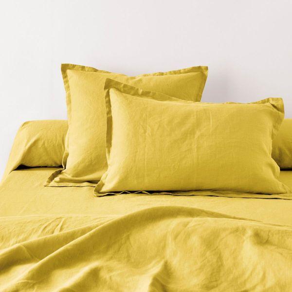 Oreiller 65x65 dcoration textile de lit parures de lit - Housse de couette sonia rykiel pas cher ...