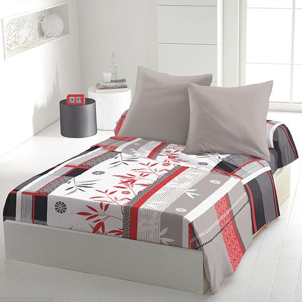 achat parure de drap microfibre 240x300 cm 4pcs serenity. Black Bedroom Furniture Sets. Home Design Ideas