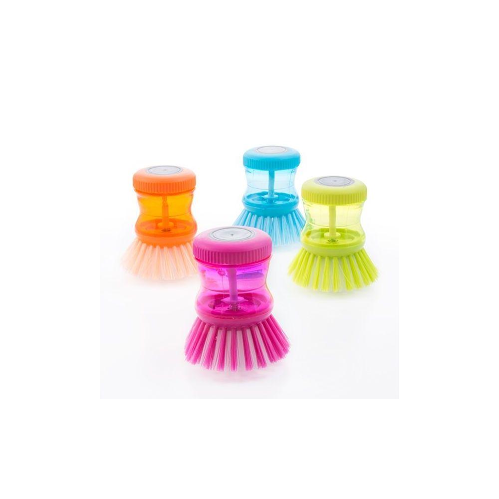 achat brosse vaisselle avec r servoir savon pas cher. Black Bedroom Furniture Sets. Home Design Ideas