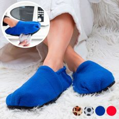 Chaussons chauffants Micro Ondes