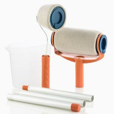 Kit Rouleaux à Peinture avec Réservoir intégré