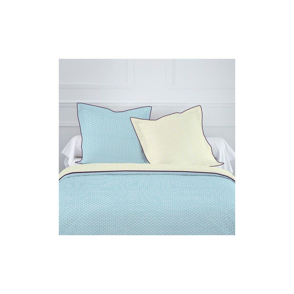 achat parure de lit coton 220x240 cm today tropik chic amazony pas cher. Black Bedroom Furniture Sets. Home Design Ideas