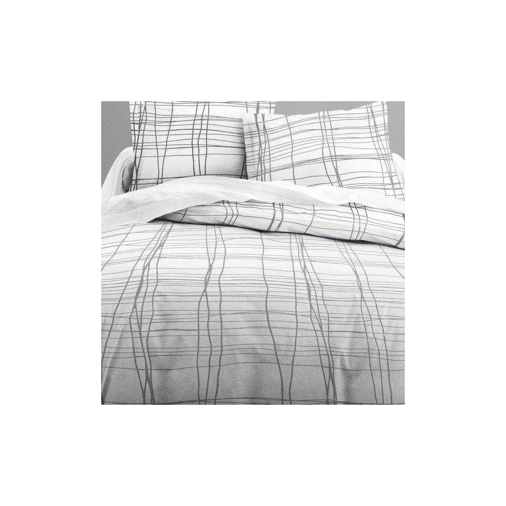 achat parure de lit coton 240x260 cm today ficell pas cher. Black Bedroom Furniture Sets. Home Design Ideas