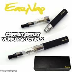 Cigarette Electronique EasyVap® EGO-CE4 Pack x2