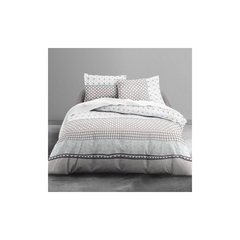 achat parure de lit coton 220x240 cm today mawira eylau. Black Bedroom Furniture Sets. Home Design Ideas