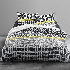 Parure de lit coton 240x260 cm Today Mawira Kileo