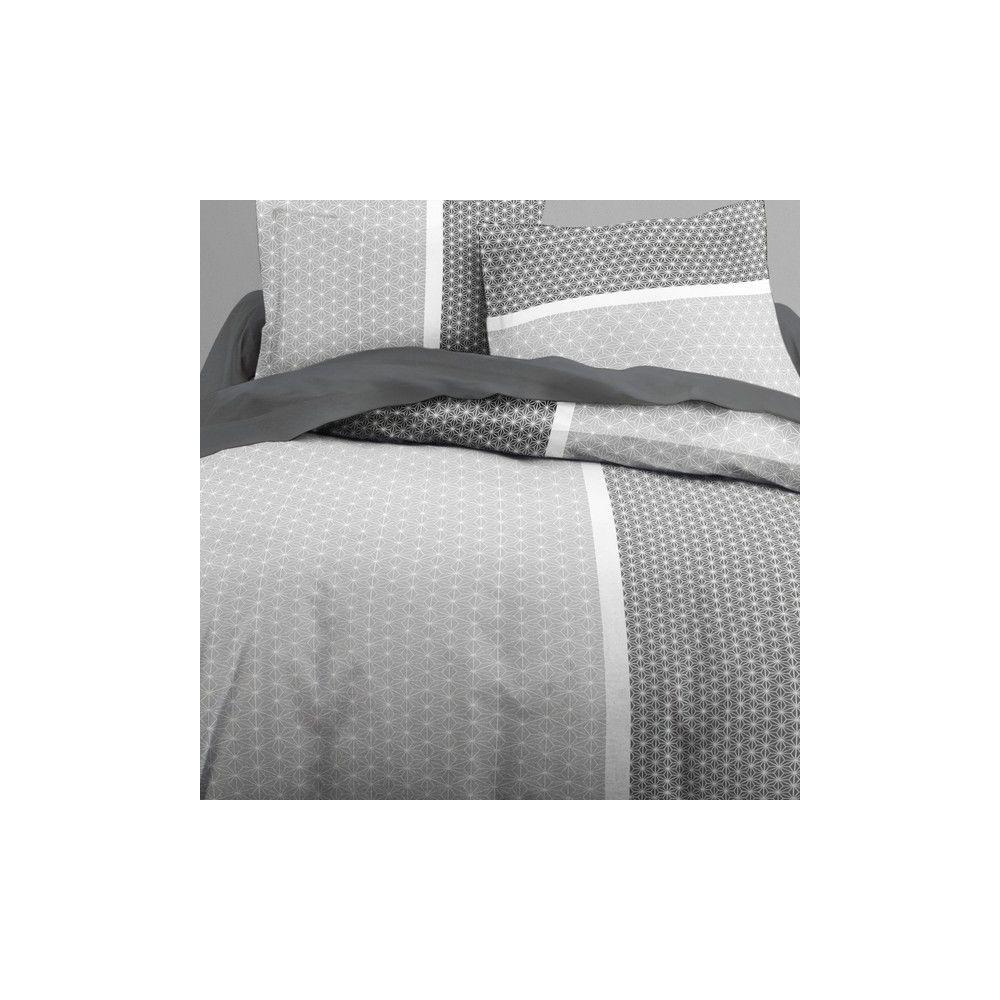 achat parure de lit microfibre 220x240 cm today orion pas cher. Black Bedroom Furniture Sets. Home Design Ideas