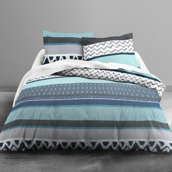 achat parure de lit coton 220x240 cm today mawira agpa pas. Black Bedroom Furniture Sets. Home Design Ideas