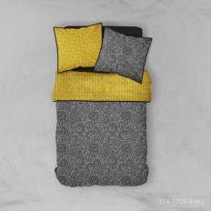 Parure de lit coton 240x260 cm Today Seurat
