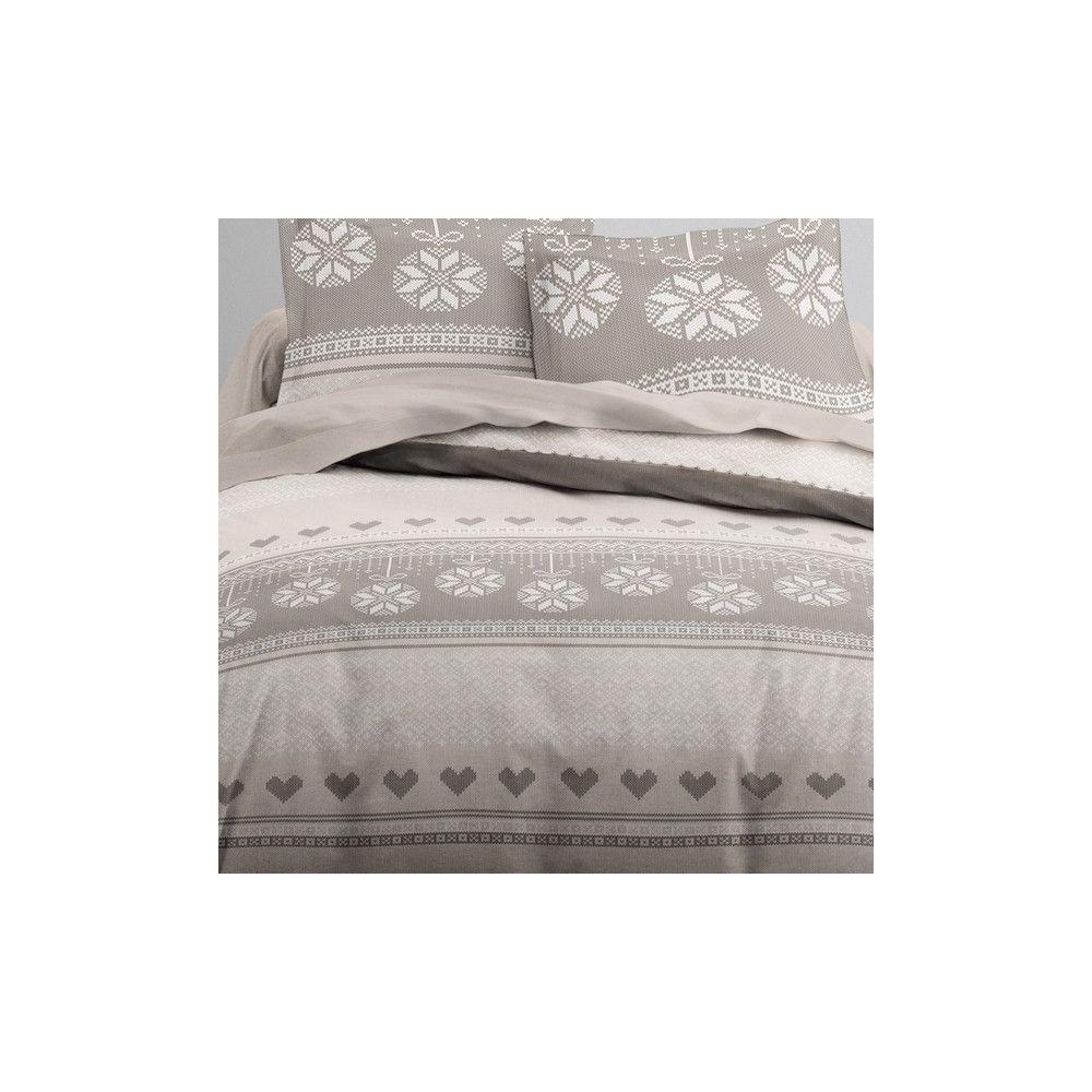 achat parure de lit microfibre 220x240 cm today nadege pas cher. Black Bedroom Furniture Sets. Home Design Ideas