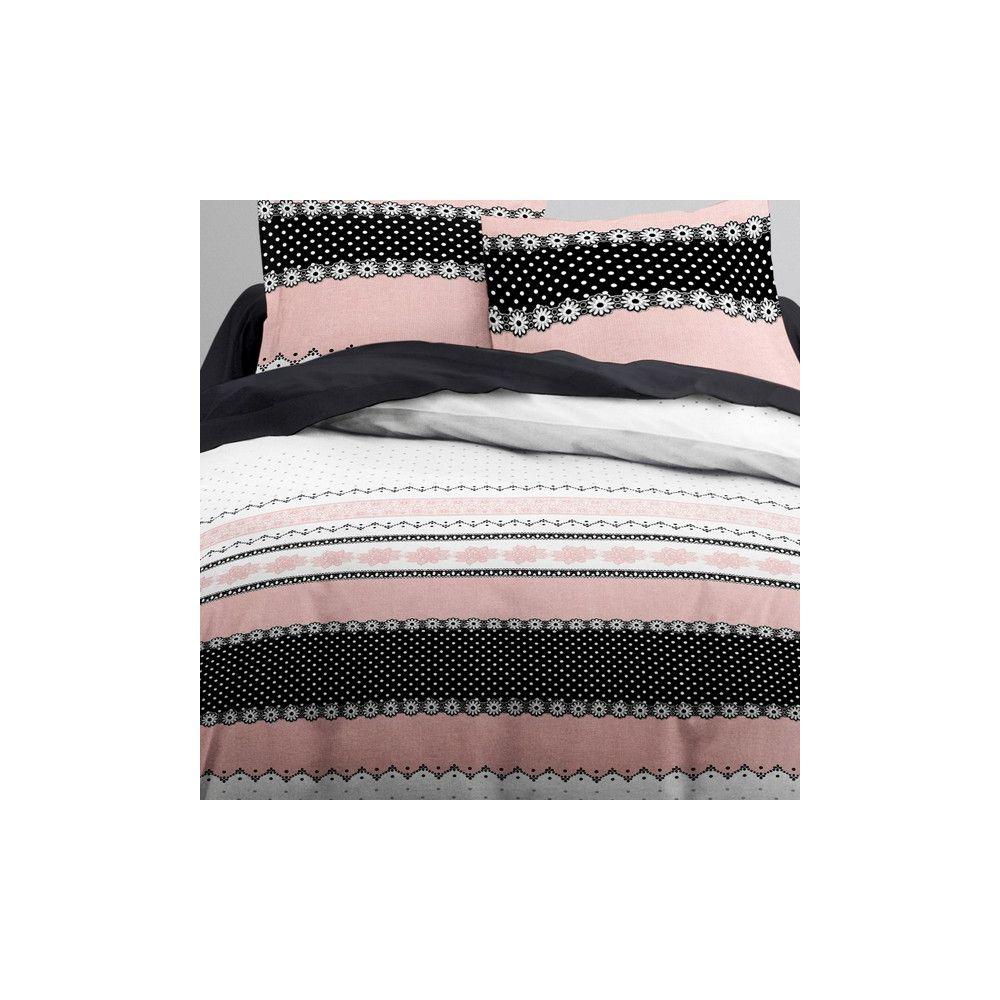 achat parure de lit microfibre 220x240 cm today agathe pas. Black Bedroom Furniture Sets. Home Design Ideas