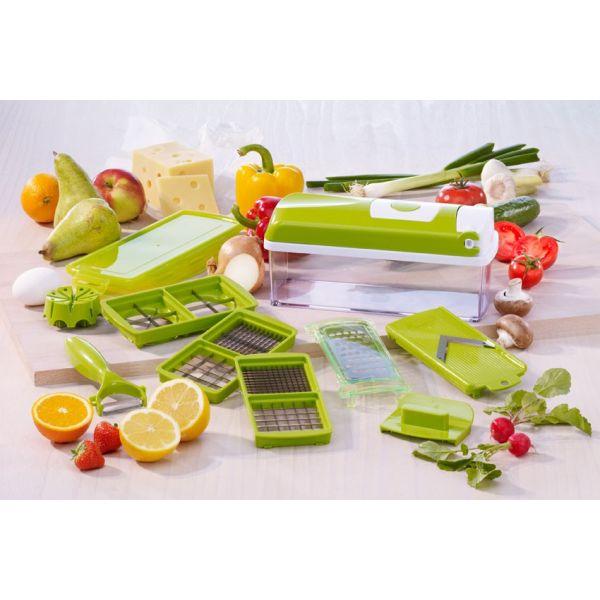 D coupe l gume achat coupe l gumes et fruits xcoupe dicer pas cher - Coupe legume nicer dicer ...