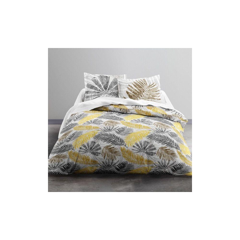 achat parure de lit coton 220x240 cm today melanesie pas cher. Black Bedroom Furniture Sets. Home Design Ideas