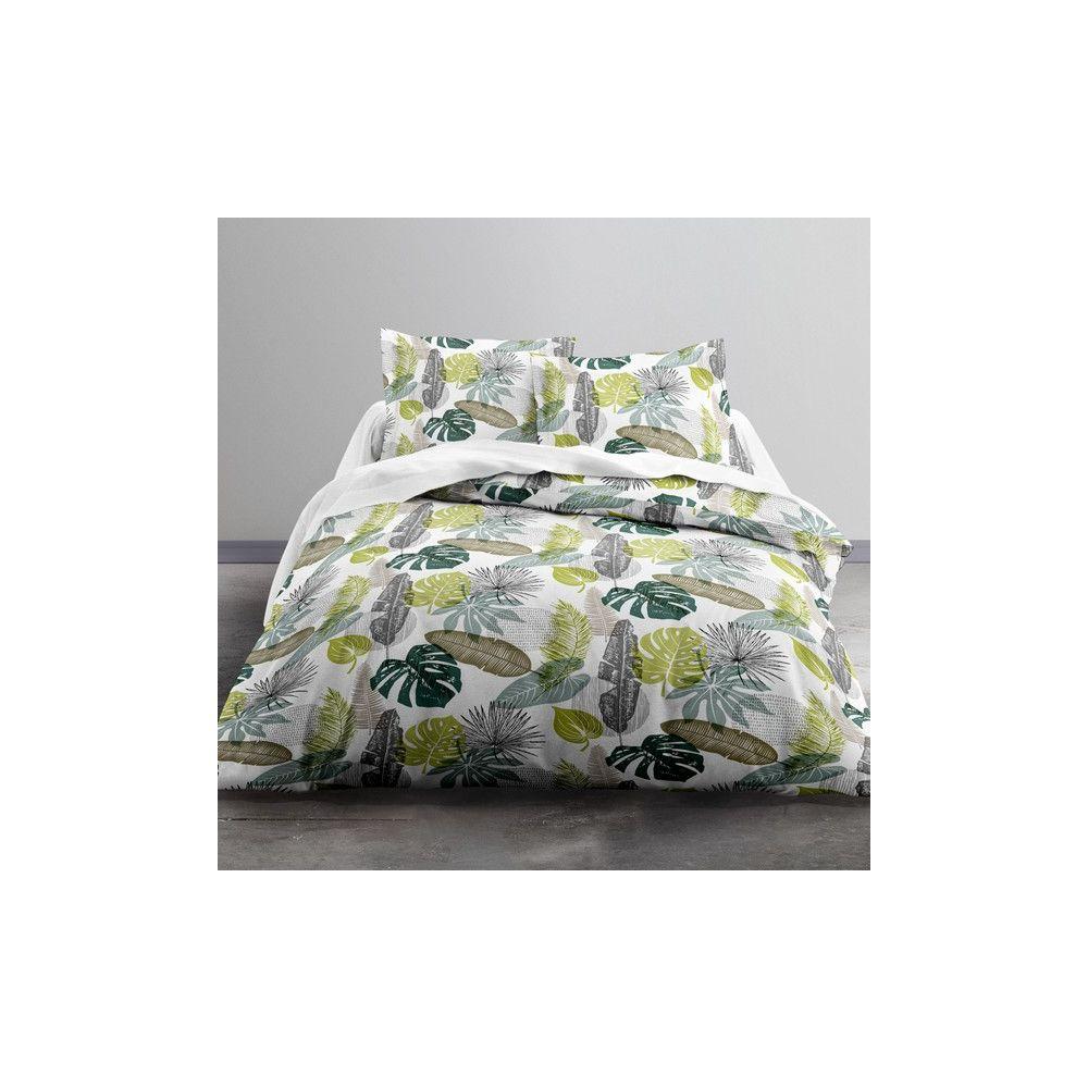 achat parure de lit coton 220x240 cm today gwamm pas cher. Black Bedroom Furniture Sets. Home Design Ideas