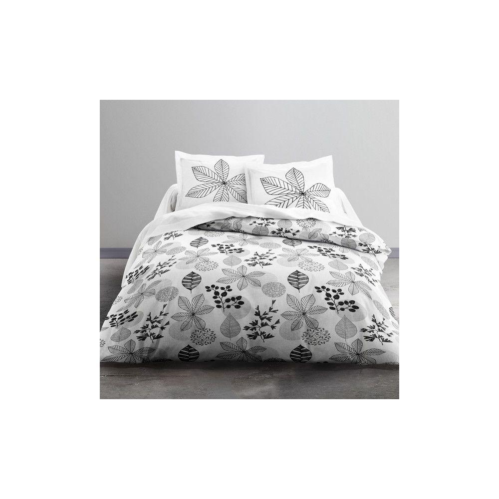 achat parure de lit coton 220x240 cm today tourmaline pas cher. Black Bedroom Furniture Sets. Home Design Ideas