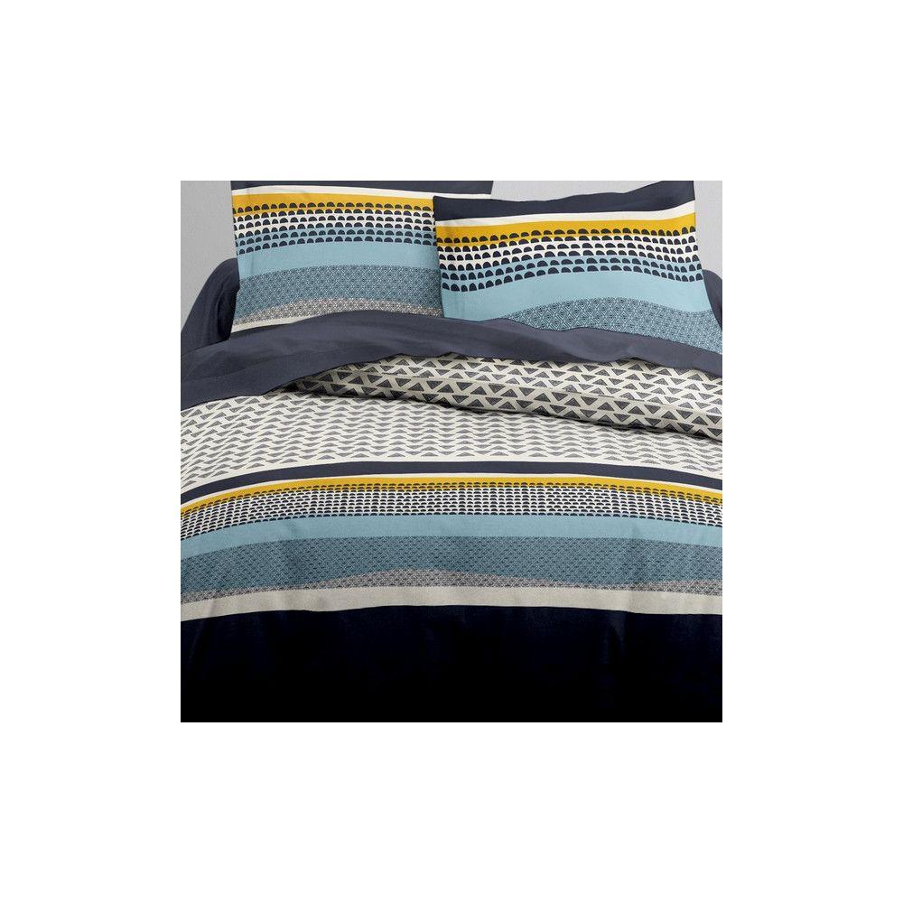 achat parure de lit coton 240x260 cm today jaspa pas cher. Black Bedroom Furniture Sets. Home Design Ideas