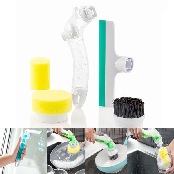 Kit de nettoyage multifonction Scrubb