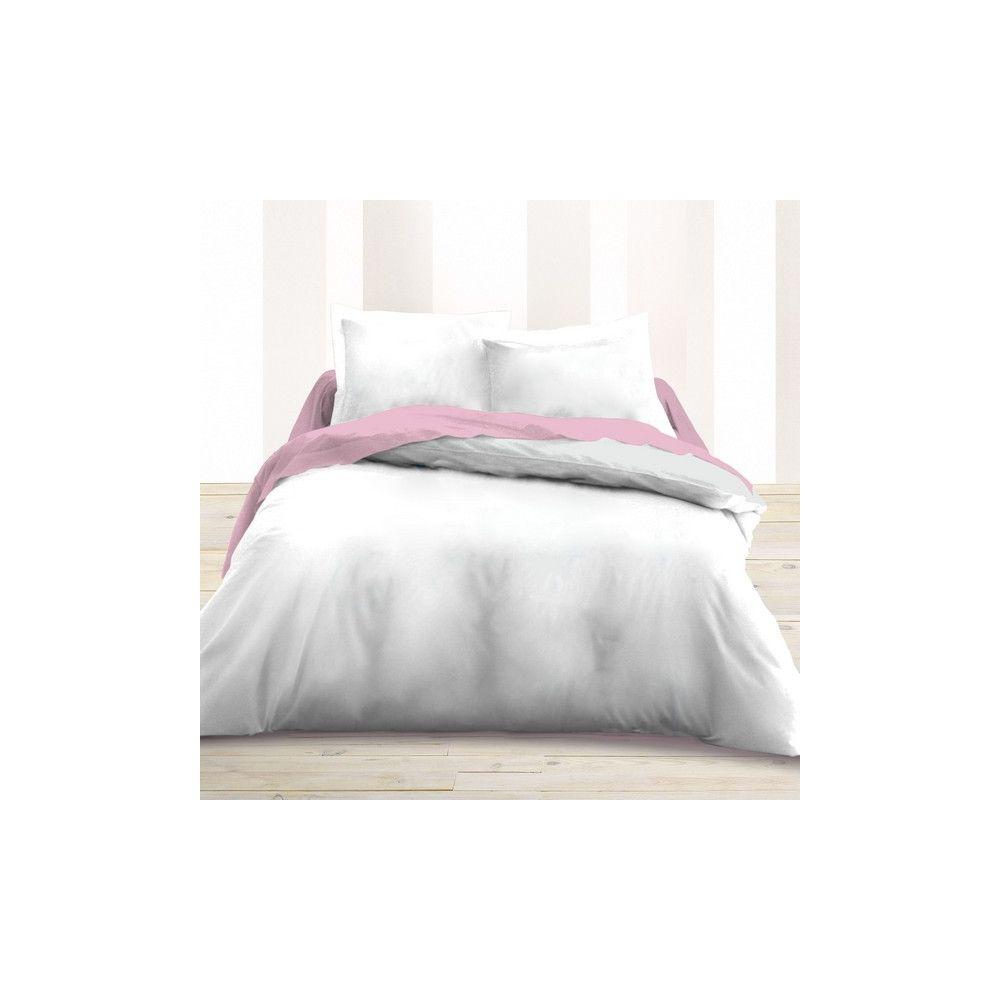 today achat housse de couette coton 240x260 chantilly. Black Bedroom Furniture Sets. Home Design Ideas