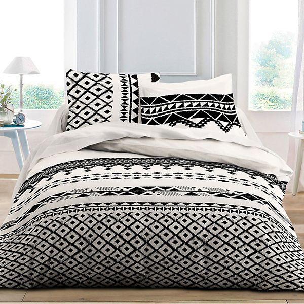 achat parure de couette mawira keops 240x260 coton pas cher. Black Bedroom Furniture Sets. Home Design Ideas