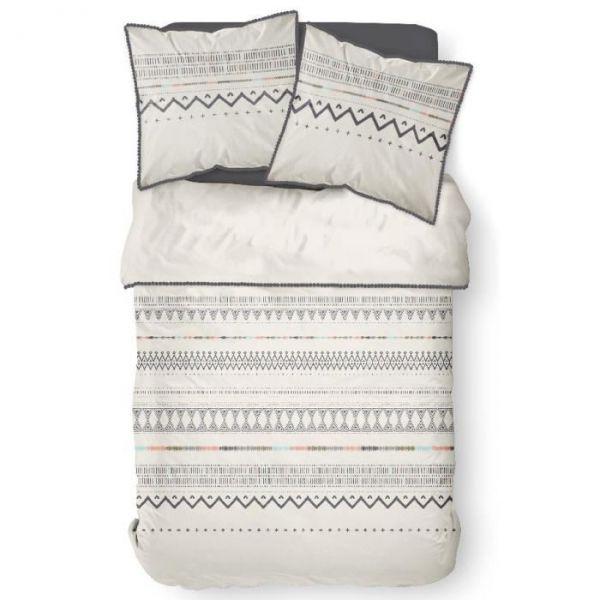 today parure de couette 240x260 coton coachella pas cher. Black Bedroom Furniture Sets. Home Design Ideas