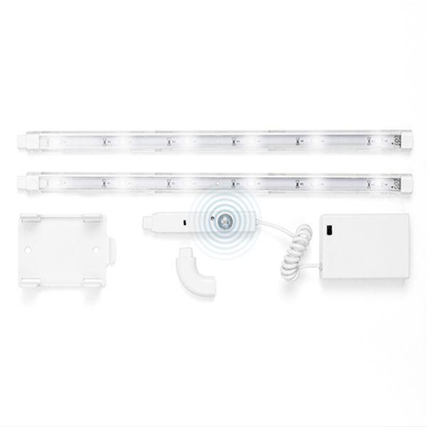 Tubes LED multifonction avec capteur de mouvement x2