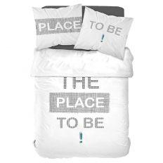 Parure de couette Today 100% coton 220x240 The Place To Be