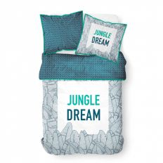 Parure de couette 100% coton Jungle Dream