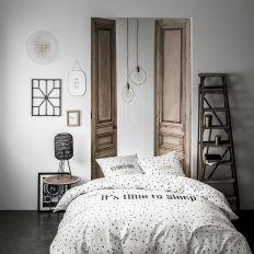 Parure de couette 100% coton Today Sleep Dream