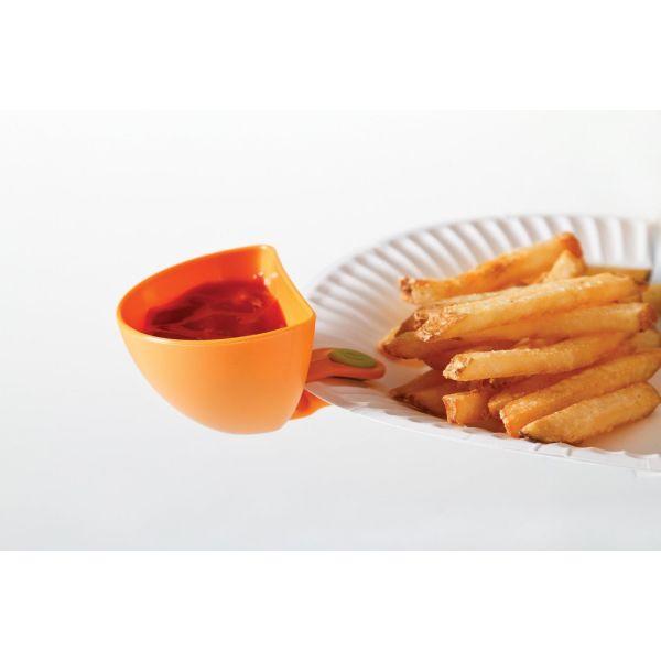Dip Clips Set de 4 Jattes pour Sauces
