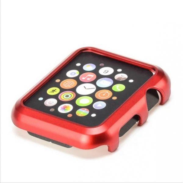 Coque de protection rouge pour Apple Watch 38mm