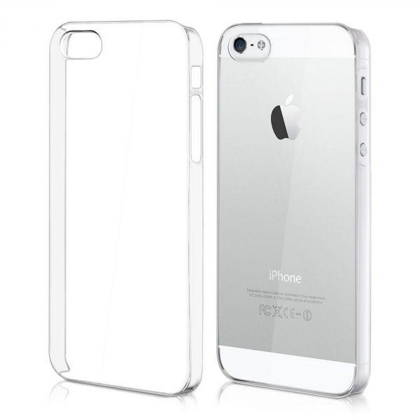 Coque de protection ultra fine pour iPhone 5/5C/5S/5Se