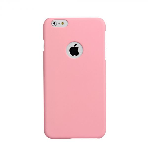 Coque rose ultra fine pour iPhone 7/6S/6