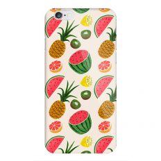 Coque à motif panier de fruit pour iPhone 6S/6