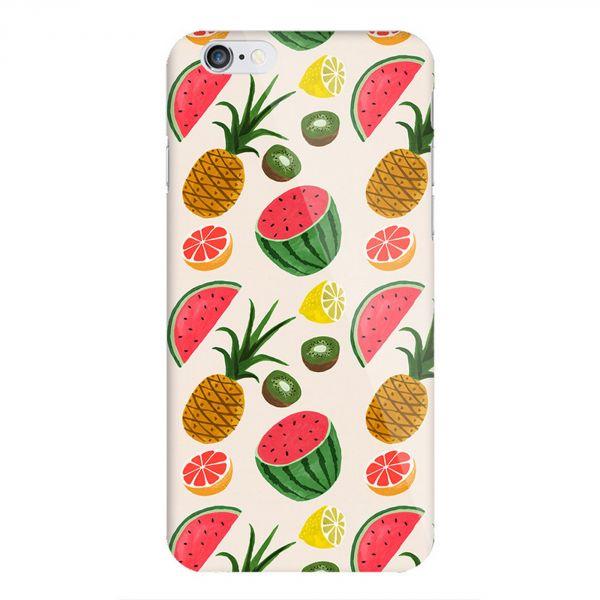 Coque à motif panier de fruit pour iPhone 7/6S/6