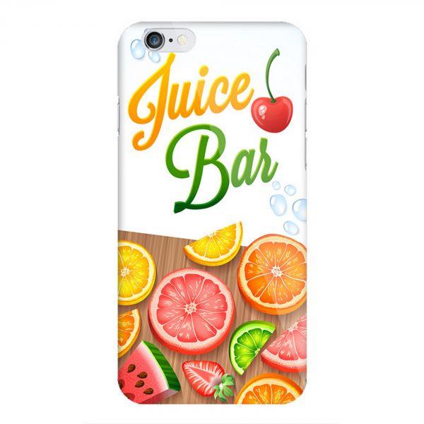 Coque à motif juice bar pour iPhone 8/7