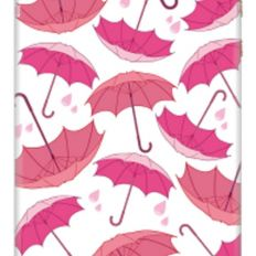 Coque de protection umbrella - pink iPhone SE/5S/5